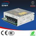 Ac DC converter single output 25 w fonte 12 v