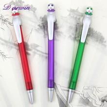 Promotional gifts cheap plastic cartoon ball pen