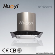 Kitchen appliance chimney hood restaurant equipment