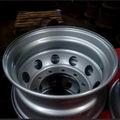 Ağır kamyon çelik jant 22.5x9.00 lastik 12R22.5
