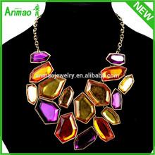 Diamond Choker Necklace Rhinestone Choker Necklace Korea Amethyst Necklace