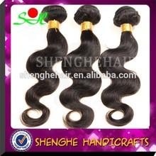 Factory direct Mongolian premium too body wave 100% human hair