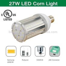 5W 7W 9W 25W 30W LED Corn Light with UL cUL CE ROHS Approval AC85-277V corn led light / SMD5630 led corn lamp