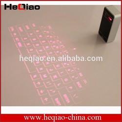2015 promotion laser projection virtual keyboard wireless virtual laser keyboard