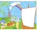 Eco- มิตรพีวีซีสำหรับเด็กสติ๊กเกอร์ติดผนัง