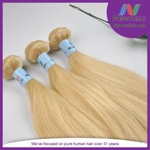 Buy cheap human hair tangle free no shedding eurasian virgin hair