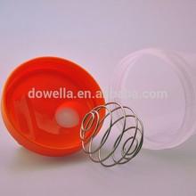 OEM logo Shake bottle, Plastic bottle, BPA free protein blender shake bottle