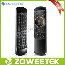 Computer universal remote controller Keyboard for smart tv,,Russian,Turkish,Spanish Language