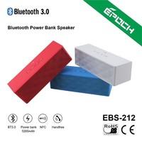 2015 Hot sale portable bluetooth speaker with bluetooth wireless mini big sound box