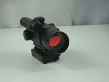 red dot laser sight scope