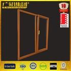 Aluminum 6061 wooden doors with windows pictures