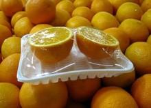 Good transparent soft hardness food grade PVC film plastic wrap
