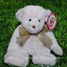 Promotional soft bear cheap plush toys