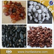 Shenzhen Honfa Stone Wholesaling Pebbles White Stone Garden Price