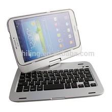 Aluminum alloy Bluetooth Keyboard for Samsung T331, Wireless Bluetooth Keyboard