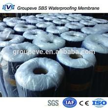 SBS Waterproof Membrane For Flat Roofing