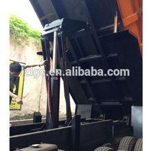 Professional manufacturer of used tipper truck dump truck