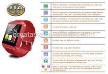 Modern most popular wifi gps 3g watch mobile phone