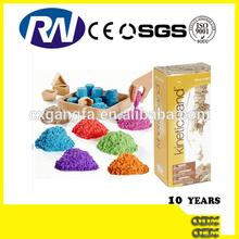 color play Diy Soft Magic Kinetic Sand