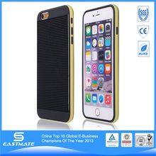Factory provide genuine case genuine leather for iphone 6 plus