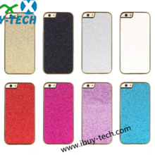 2015 new powder full shining hard protective case for iphone 6