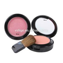 3D brightening pink face powder cheek use blush