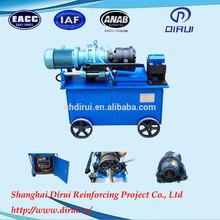 rebar coupler machine for threading OD12-50mm /Construction machine/portable electric threading machine shanghai corporation