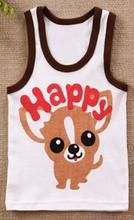 baby vest/baby tank tops/baby printed tank tops