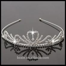 luxury hair accessories bridal tiara