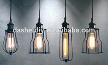hot sale diy 220v chandeliers & pendant lights ceiling lights with metal lampholder