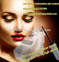 ONLY Trademark Certification FEG 22g/.1o fl.Oz, 3ml/box eyelash growth liquid&feg eyelash growth serum