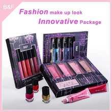 Make Your Own Lip gloss, Waterproof Lip gloss makeup brush kabuki powder