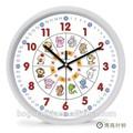 relógio de parede animados imagens para quarto de crianças