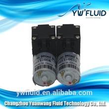 Diaphragm structure gas and liquid usage 6v dc circulation pumps