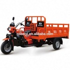 Chongqing cargo use three wheel motorcycle 250cc tricycle three wheel electric car hot sell in 2014