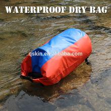 High Quality Tarpaulin Drifting waterproof dry backpack