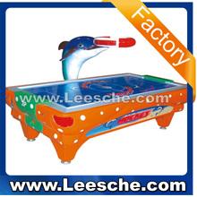 LSJQ-309 Dolphin Air Hockey air hockey table Game, music, and air hockey, enjoy themselves full. TH1230