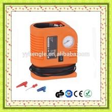 DC12V plastic Car air compressor air pump tire inflator