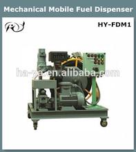 Mechanical mobile fuel dispenser tatsuno fuel dispenser