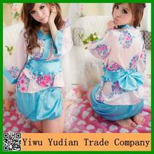 Hot Sexy Lady Nightwear Japanese Sex Girl Kimono