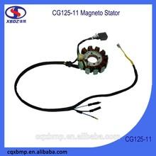 Motorcycle Magneto Stator CG125-11 Magneto Stator Coil for Honda