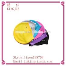 fashionable comfortable funny silicone swimming cap