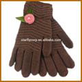 des gants en polaire polartec
