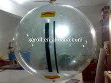 2015 most popular PVC/TPU crystal water ball