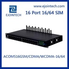 4 channel 800MHz or 1900MHz CDMA voip ata