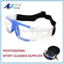 sports eyewear football sports glasses with strap