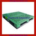1210 exportação de quatro vias entrada Plastic Pallet verde