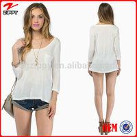 2015 Women t-shirt wholesale custom t-shirt for woman wear apparel online shopping china