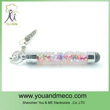Wholesale Cheap Promotion crystal stylus pen