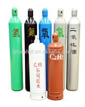Seamless Steel Oxygen Hydrogen Argon Nitrogen Helium CO2 Gas Cylinder (ISO9809 /GB5099)